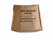 Set motor tractor U650