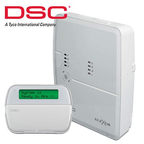 Centrale alarma wireless