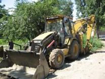 Inchirieri buldoexcavatoare Bucuresti