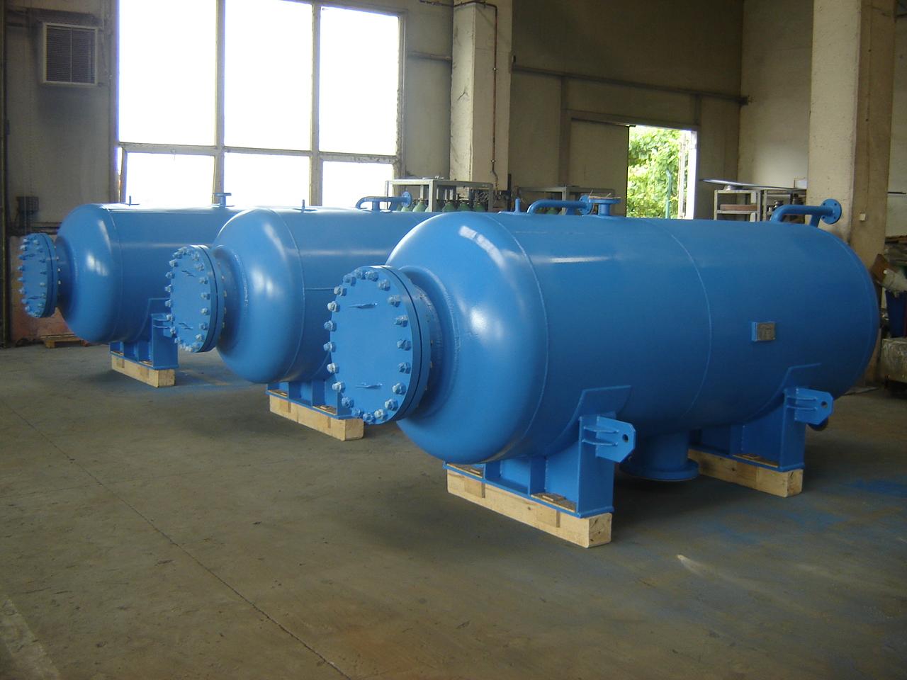 Rezervoare metalice