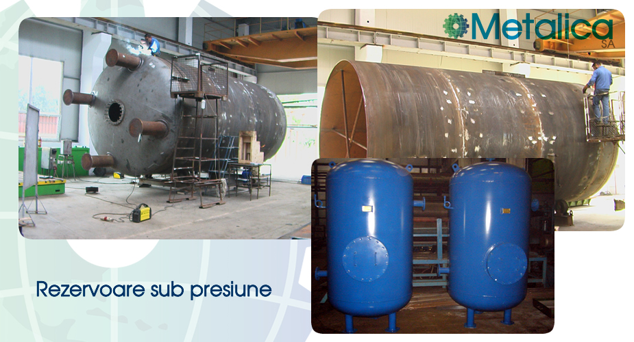 Rezervoare sub presiune