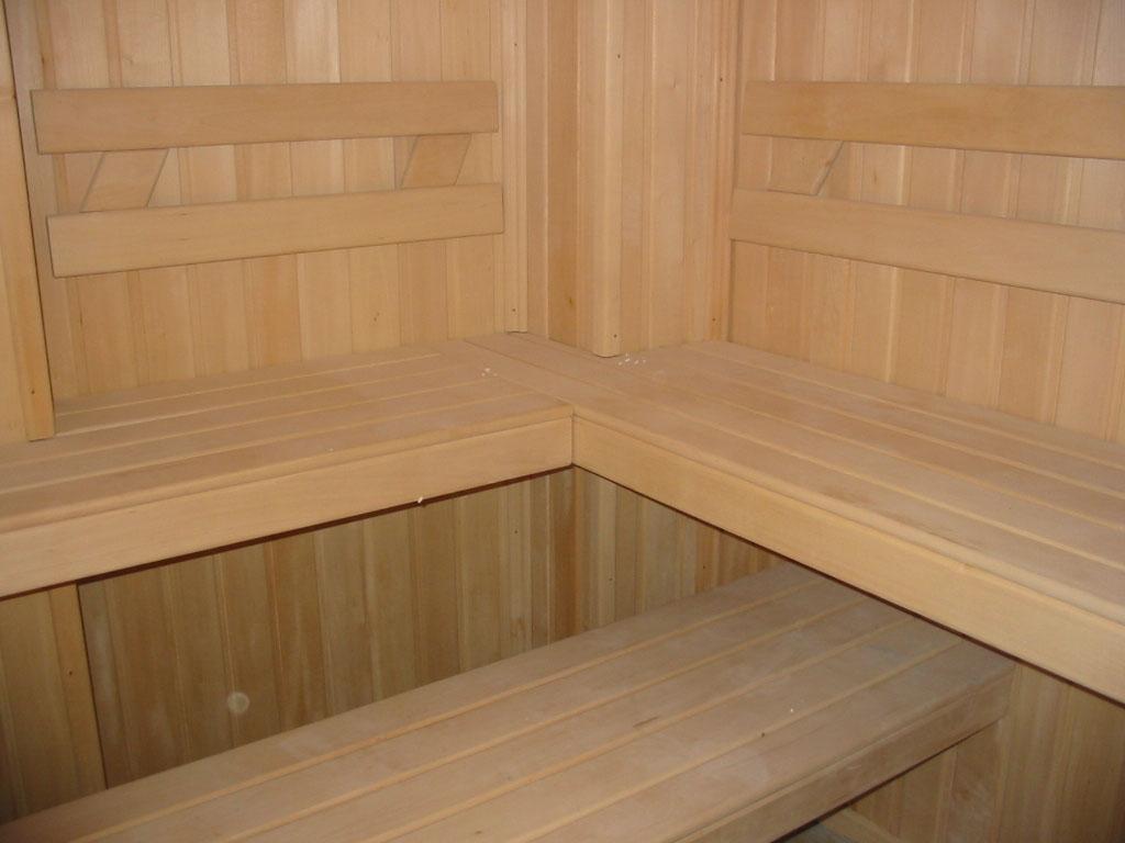 Saune uscate
