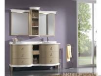 Mobilier baie lemn