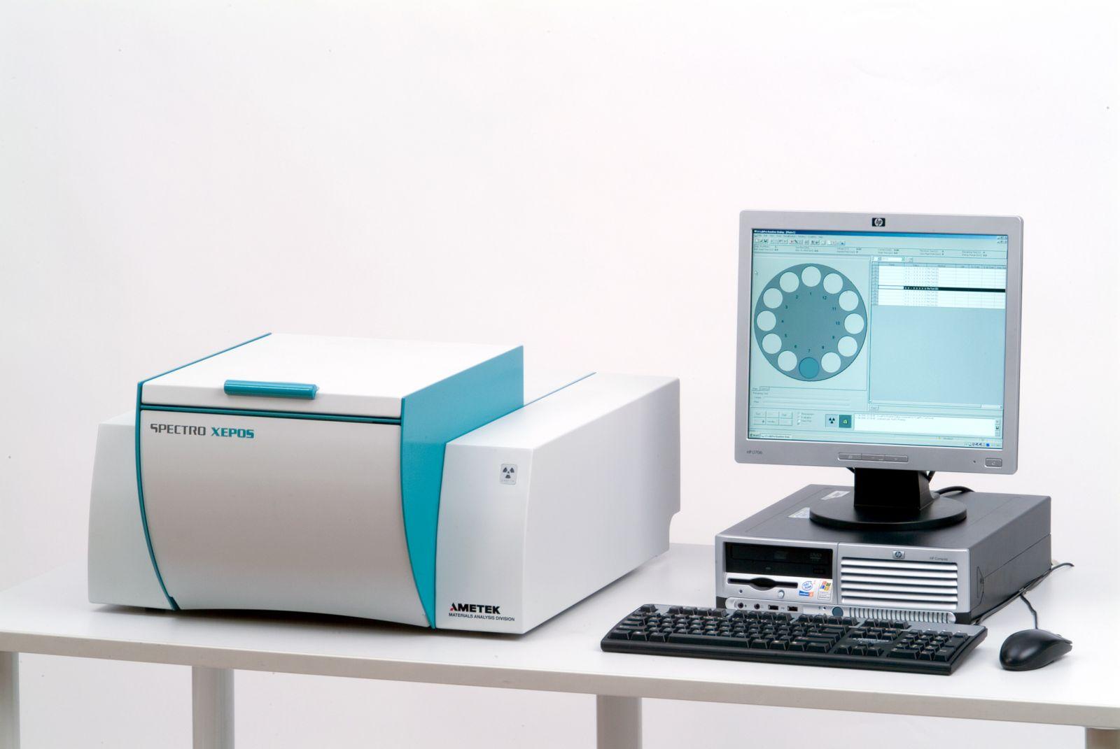 Spectrometre cu raze X