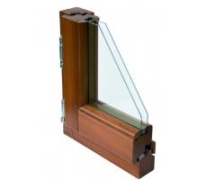 Usi termopan lemn