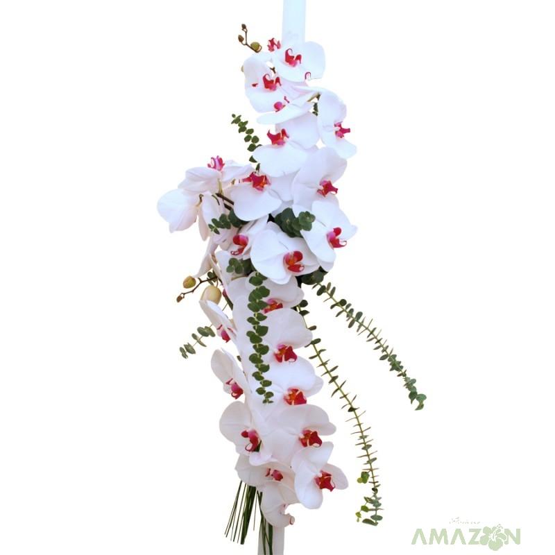 Lumanari cununie Phalaenopsis Red Lips