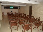 Sala de conferinte Pensiunea Stupina