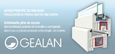 Profile PVC Gealan
