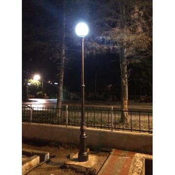 Stalpi iluminat gradina