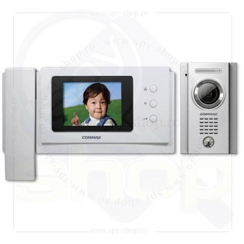 Kit videointerfon Commax