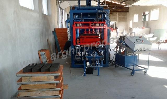 Masina de facut pavele
