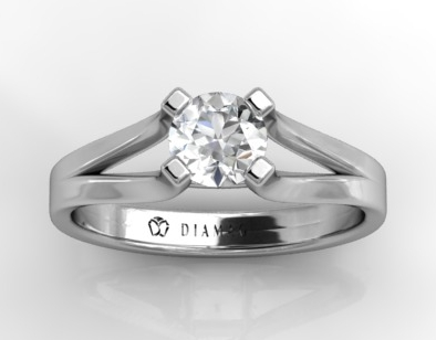 Inele logodna diamant