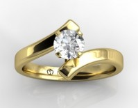 Diamante rotunde