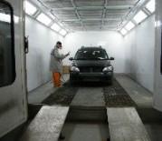 Atelier vopsitorie auto