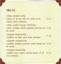 Meniu paste Bonanzza Brasov