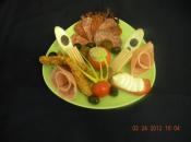 Meniu salate Bonanzza Brasov