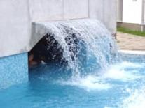 Cascade apa piscine