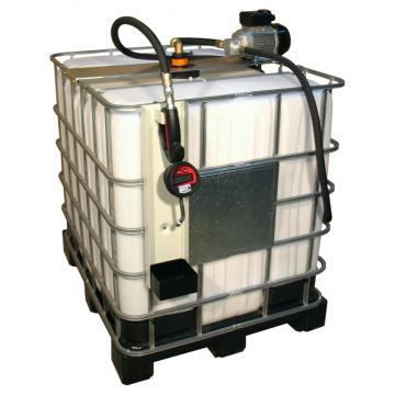 Pompa electrica 230V de transfer ulei pentru IBC