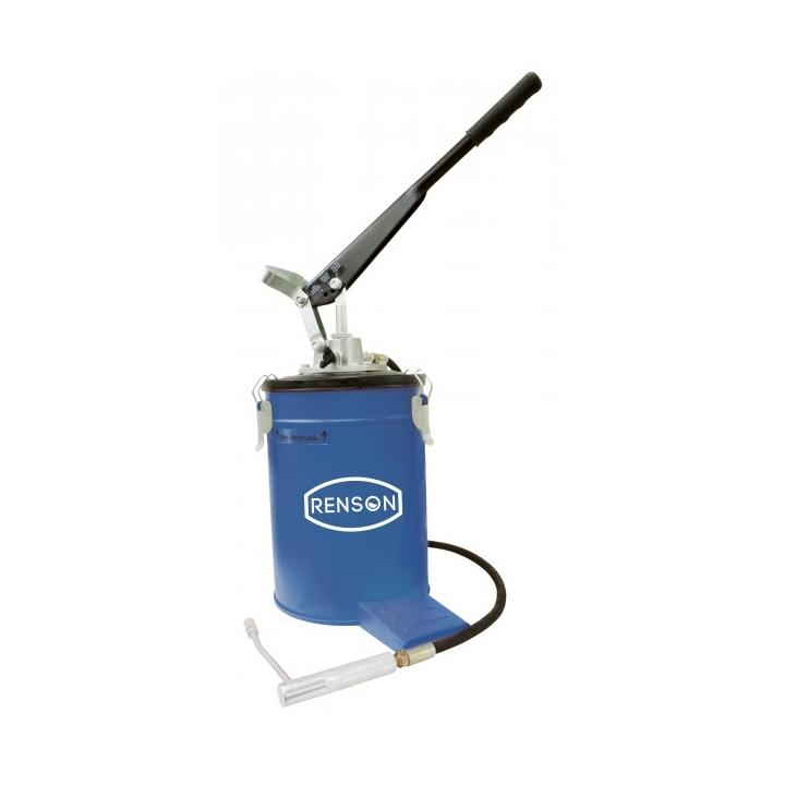 Sistem manual de gresare portabil 10 kg