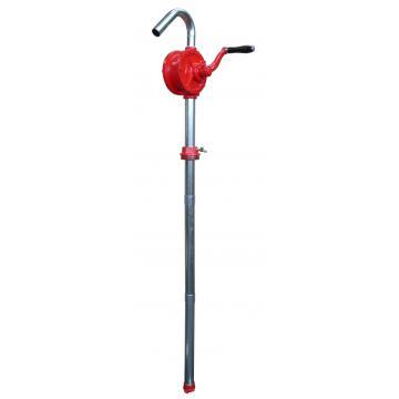 Pompa manuala rotativa pentru ulei