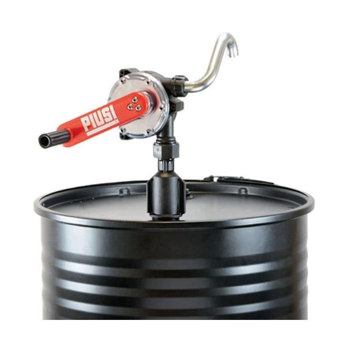Pompa rotativa transfer ulei pentru butoi 60-220 L