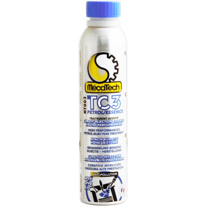 Solutie curatare injectoare TC3 Benzina 300ml