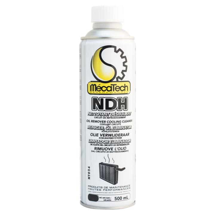 Solutie de curatat circuitul de racire de ulei - NDH (500ml)