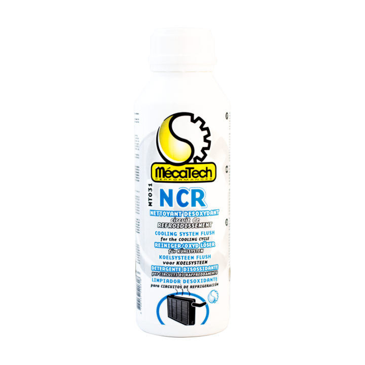 Solutie de curatat circuitul de racire - NCR (250ml)