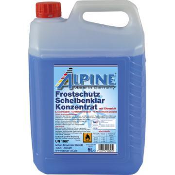 Solutie parbriz concentrata Alpine Windscreen Concentrate