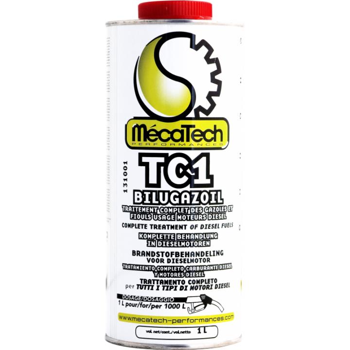 Tratament complet combustibil Diesel-TC1 Bilugazoil (1L)