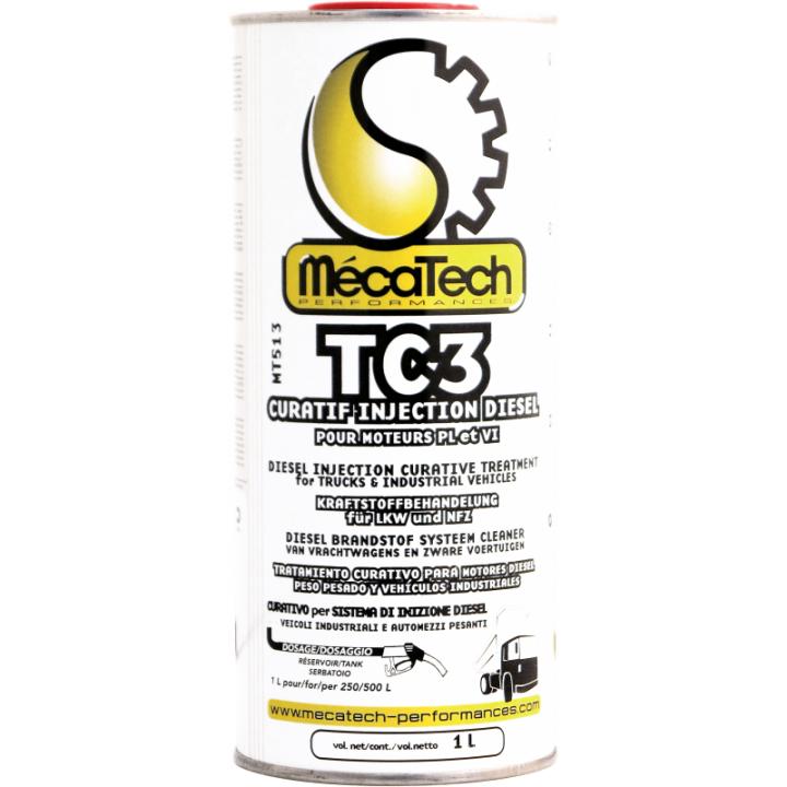 Tratament curatare injectoare TC3 (1L)