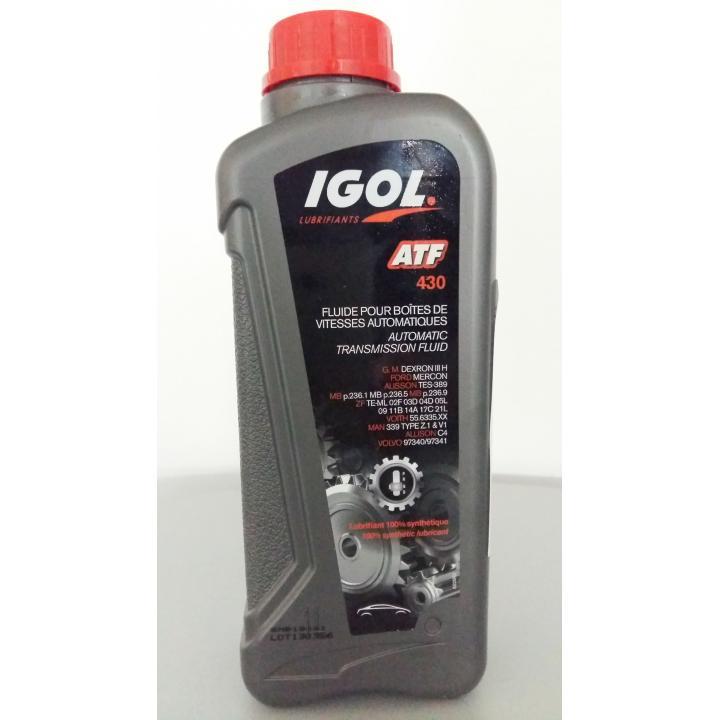Ulei pentru cutii de viteze Igol ATF 430 Dextron III G/ 1 L
