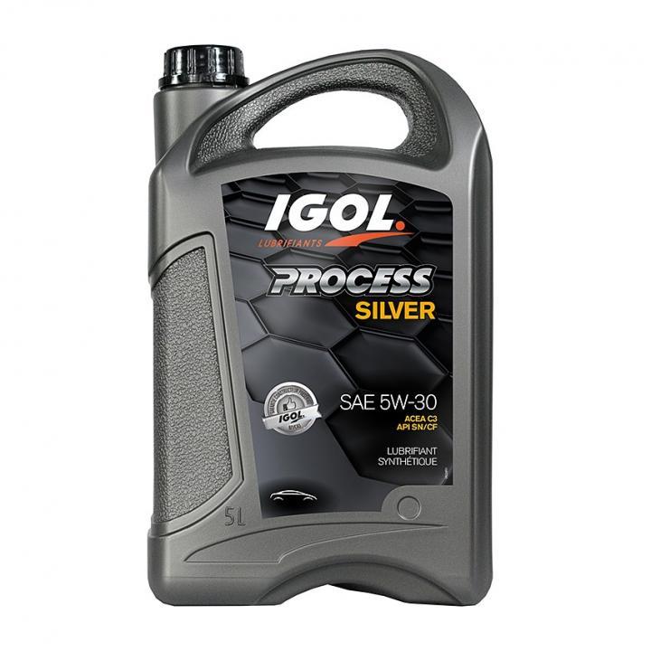 Ulei motor sintetic Igol Process Silver 5W30, 5litri