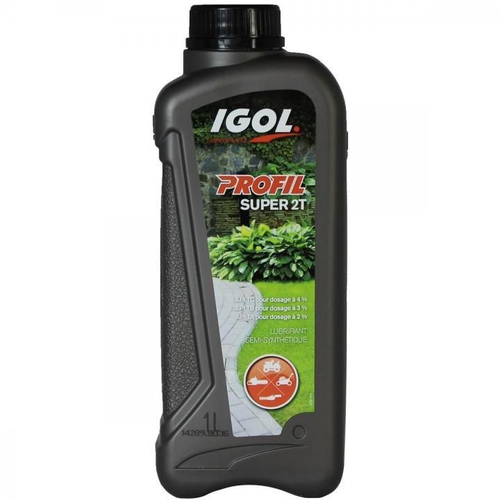 Ulei semisintetic pentru motoare in 2 timpi Igol Super 2T/1L
