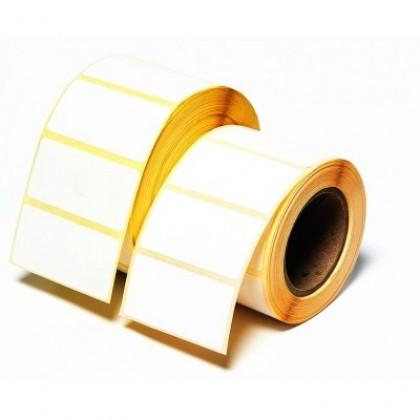 Etichete chromo 40 mm x 21 mm
