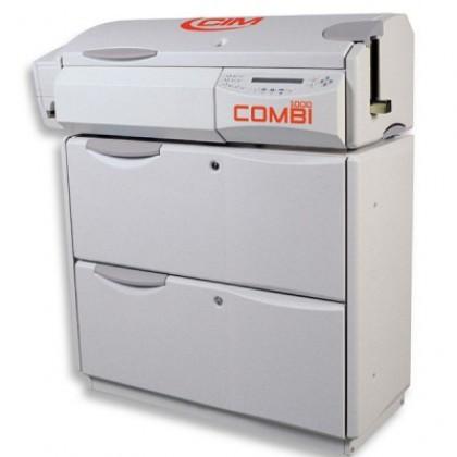 Masini de embosat carduri CIM Combi 1000