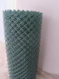 Plasa gard plastifiata