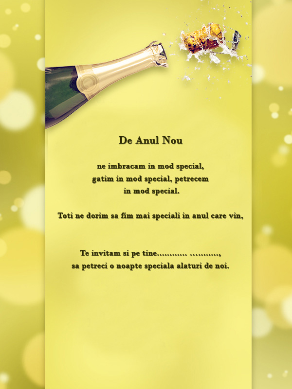 Felicitari Anul Nou online
