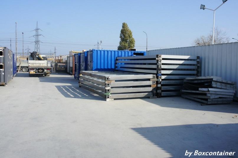 Cadre containere