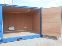 Containere maritime reconditionate