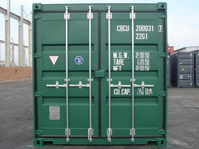 Containere maritime
