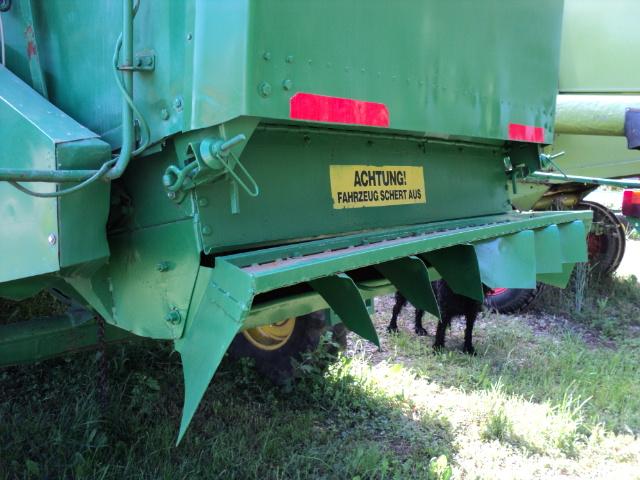 John Deere 1085-combina agricola second hand