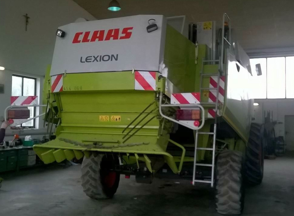 Claas Lexion 440 - combina agricola second hand