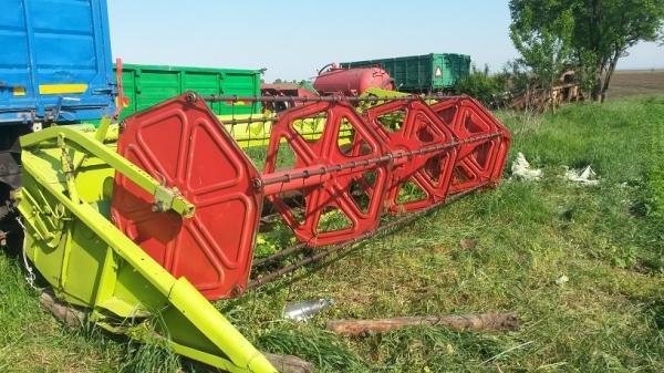 Claas Dominator 86 - combina agricola second hand