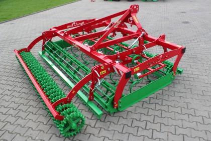 Compactor fix-purtat/tractat - Agro-Tom model UP