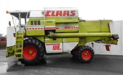 Claas Dominator 108 SL Maxi - combină agricolă second hand