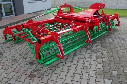 Combinator purtat - rabatabil - Agro-Tom model KMH