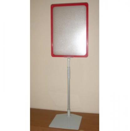 Stand telescopic pentru rame plastic 800-1450 mm
