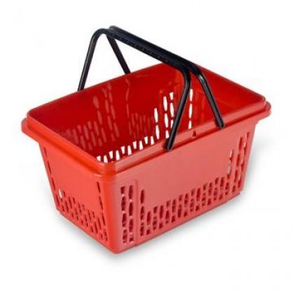Cosuri de cumparaturi din plastic