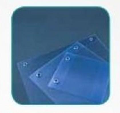Buzunar protectie cu orificii metalice